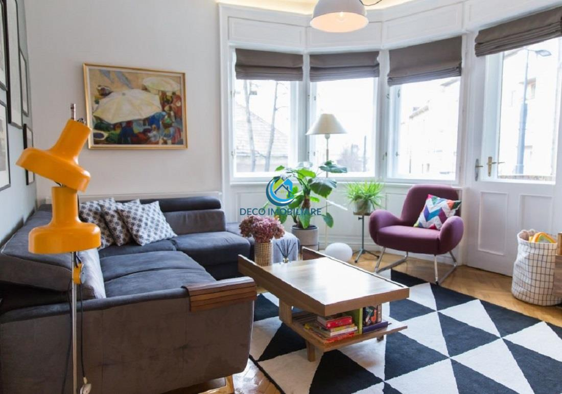 Apartament 3 camere confort lux zona strazii Horea