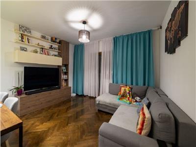 Vanzare Apartament 3 camere modern cu 2 balcoane in Manastur, zona Big