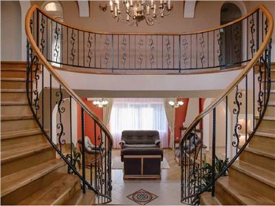 Casa individuala pentru locuinta/birou 655 mp si teren 2000 mp in Grigorescu