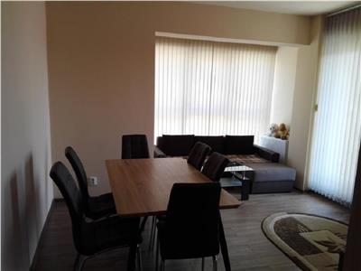 Apartament 2 camere, confort sporit, 2 balcoane si garaj, bloc nou, D. Rotund