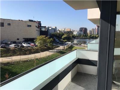 Apartament 1 camera confort sporit, terasa de 6 mp, semifinisat, Iulius Mall