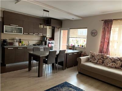 Apartament 2 camere spatios cu loc de parcare, mobilat in Manastur, E. Quinet