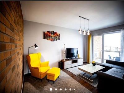 Apartament de 2 camere mobilat si utilat cu parcare in Buna Ziua, Grand Hotel Italia