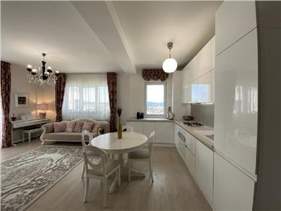 Apartament 3 camere confort sporit in A. Muresanu, strada Alverna, panorama frumoasa