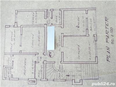 Apartament 4 camere confort lux, Republicii, Spitalul Oncologic