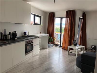 Apartament 2 camere mobilat si utilat modern de vanzare in Grigorescu, T. Turcului