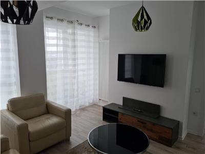 Apartament 2 camere cu garaj, modern, prima inchiriere, Central, P-ta Abator