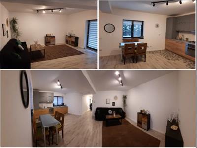 Apartament 3 camere modern cu terasa si gradina in Manastur, prima inchiriere, str. Campului
