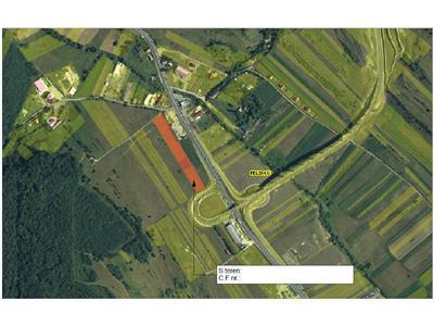 Vanzare Teren 8400 mp, Puz constructii hale, Valcele, Centura Apahida-Valcele